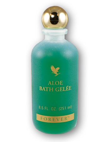 14 Aloe Bath Gelee