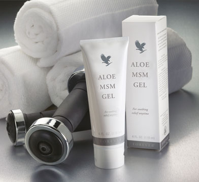 205 Aloe-MSM-Gel